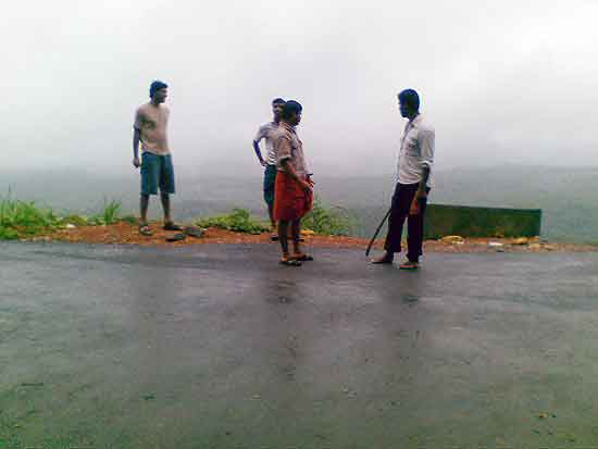 Arimbra Mini Ooty View Point