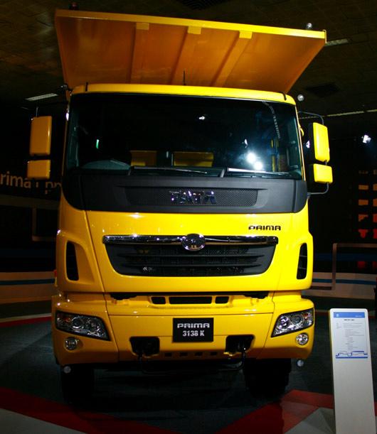 Tata Prima Truck