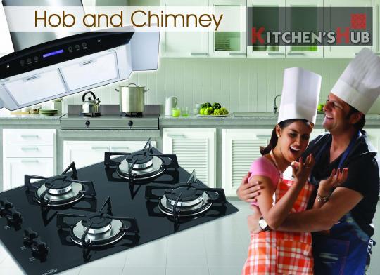 Kitchen Hobs And Chimneys ~ Kitchens hub gas stove hob chimney service pipe line