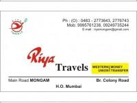 Riya Tours And Travels Kerala