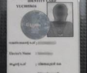 Kerala Voters ID Card